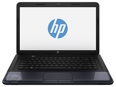 How to reboot hp 2000 notebook pc