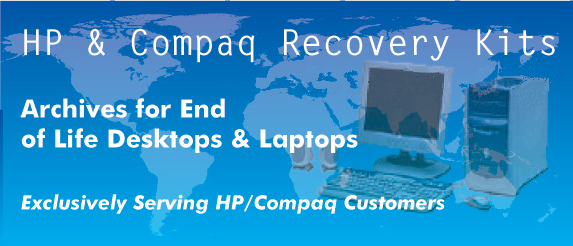 Exclusively Serving HP Customers