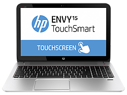 Windows 8 64-bit (USB) Recovery Kit 733051-006 For HP ENVY TouchSmart Quad Edition Notebook PC Model Number 15-j050us