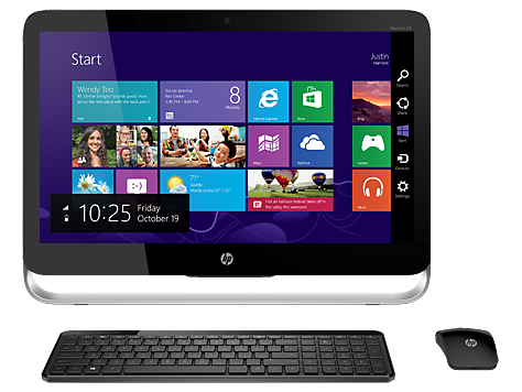 Windows 8.1 64 Bit (14AM2ACA601) Recovery Kit J0J45AV For HP Pavilion All-in-One CTO Desktop PC  Model Number 23-p020t