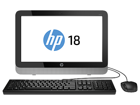 Windows 8.1 64 Bit (14AM1HRA601 + Supp v1) Recovery Kit G3P94AV For HP All-in-One Desktop PC  Model Number 18-5010